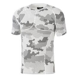 Printed Second Skin Tee Men