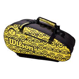 MINIONS TOUR 12PK black/yellow
