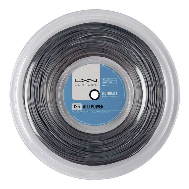 Alu Power 200 m silber