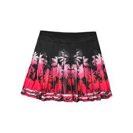 Long Tahiti Pleated Skirt Women