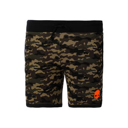 Printed Tech Shorts Men
