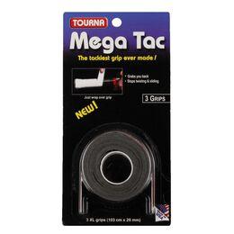 Mega Tac schwarz 3er