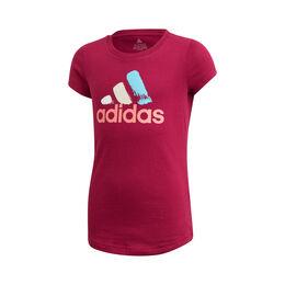 Badge of Sport Graphic Tee Girls