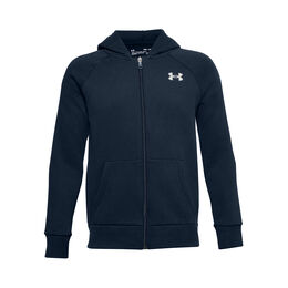 Rival Cotton Full Zip Hoodie Kids