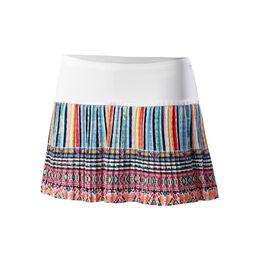 Boderline Pleated Skirt