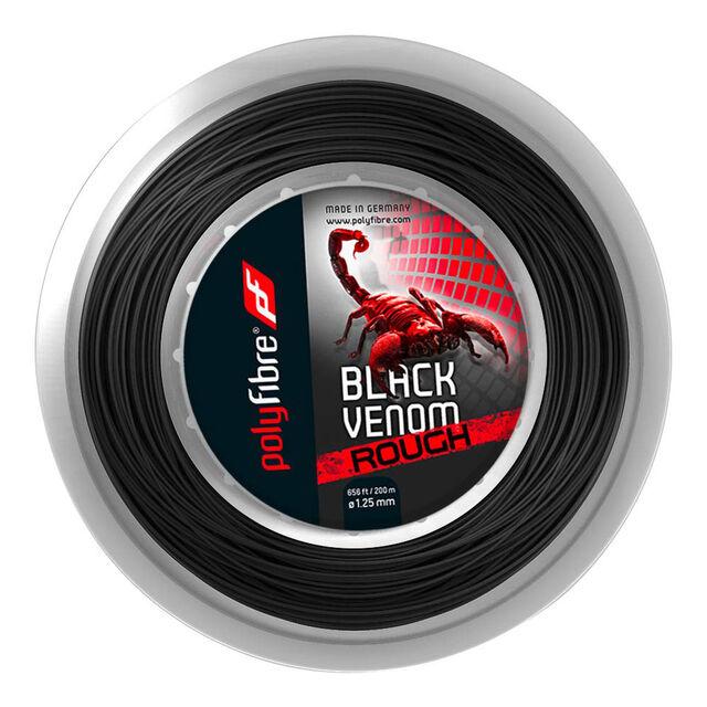 Black Venom Rough 200m schwarz