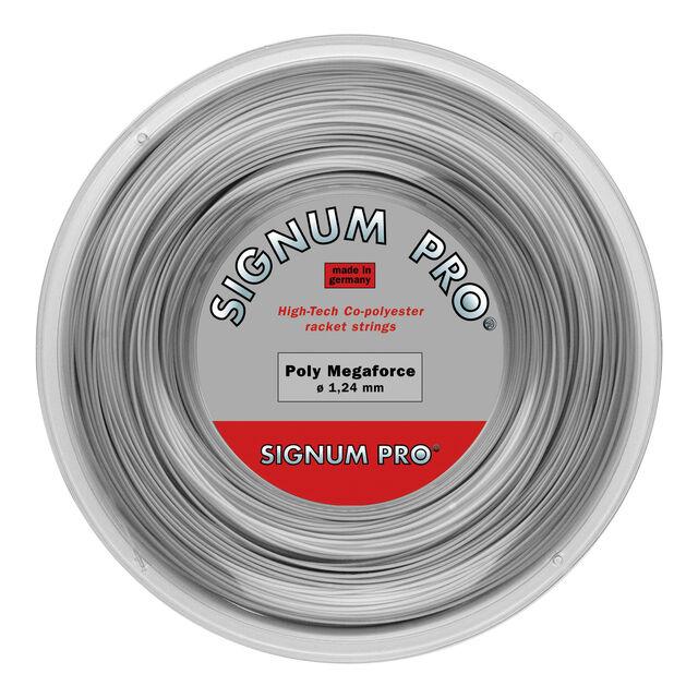 Poly Megaforce 200m silber