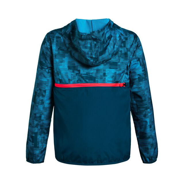 Packable Half-Zip Jacket Boy