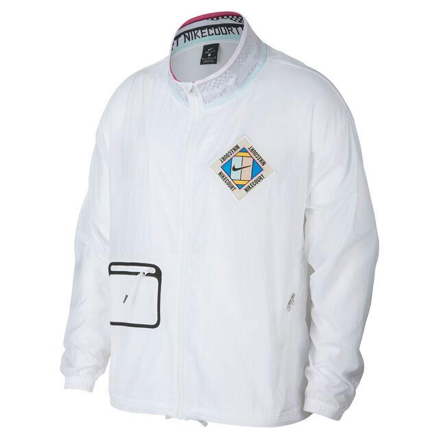 Court Tennis Jacket Men