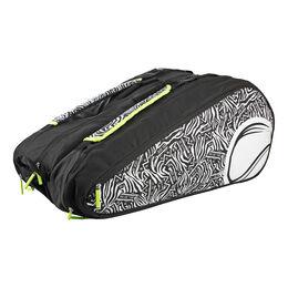 Premium Dazzle Racketbag 12R