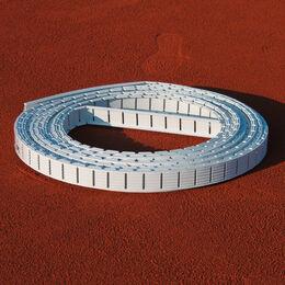 Ersatz Spannlinie Ideala, Aufschlaglinie, 8,23 m lang, 5cm breit