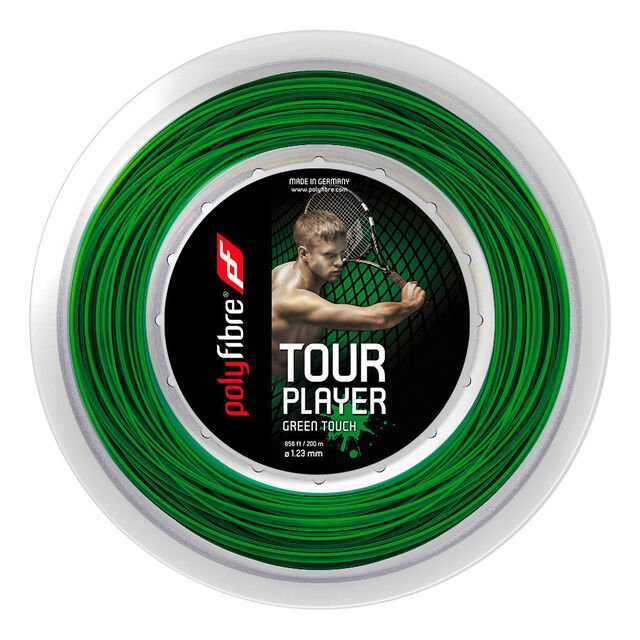 Tour Player Green Touch 200m
