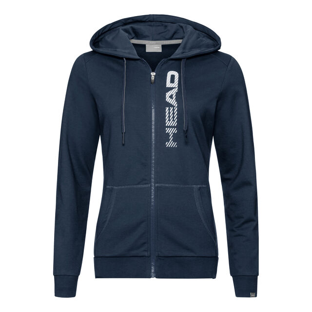 Club Greta Full-Zip Hoodie Women