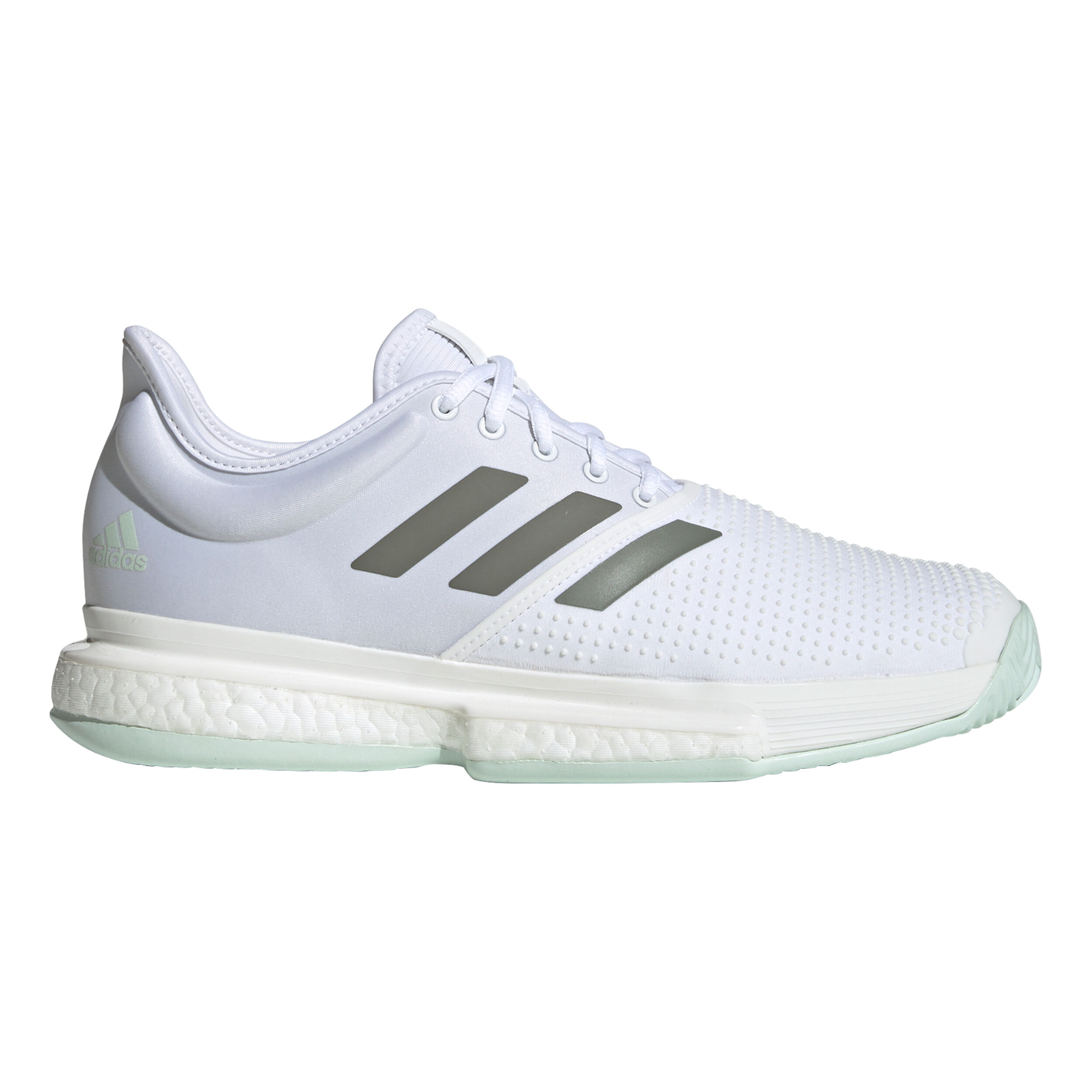 adidas Damen Tennisschuh Adizero Club skin 42 23