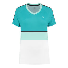 Hypercourt Stripe Tee Women